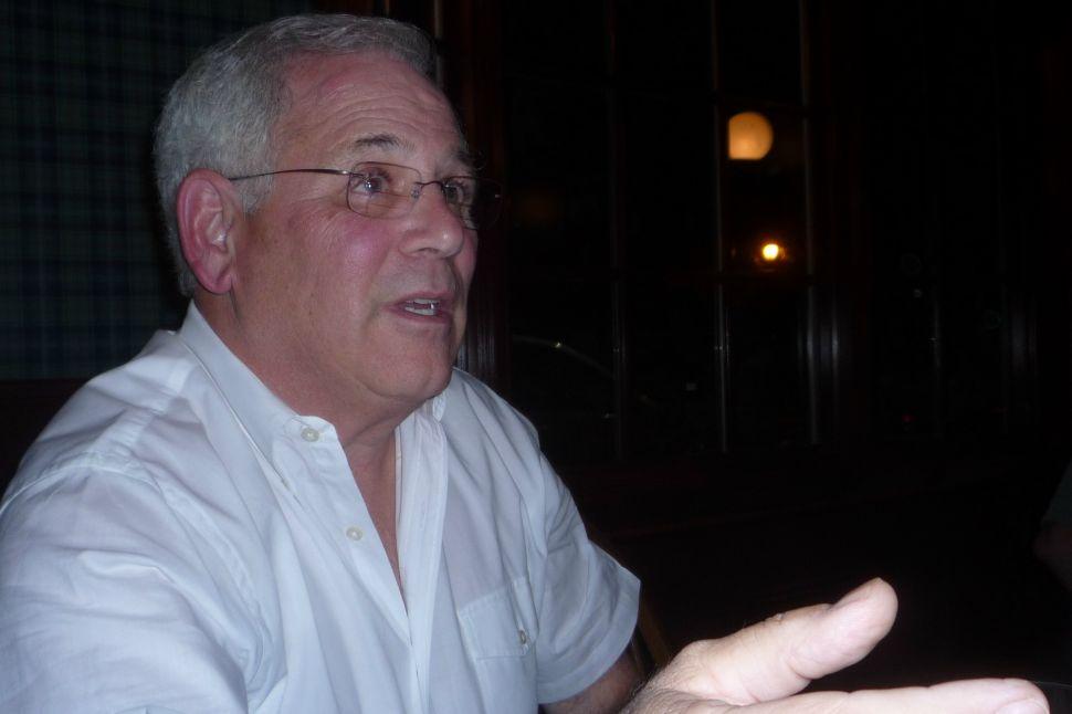 Merkt and Levine lament trajectory of gubernatorial contest