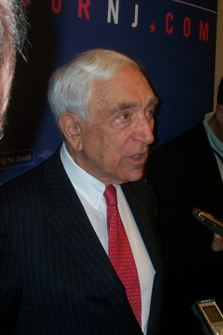 In assessing financial crisis, Lautenberg and Zimmer both invoke change theme
