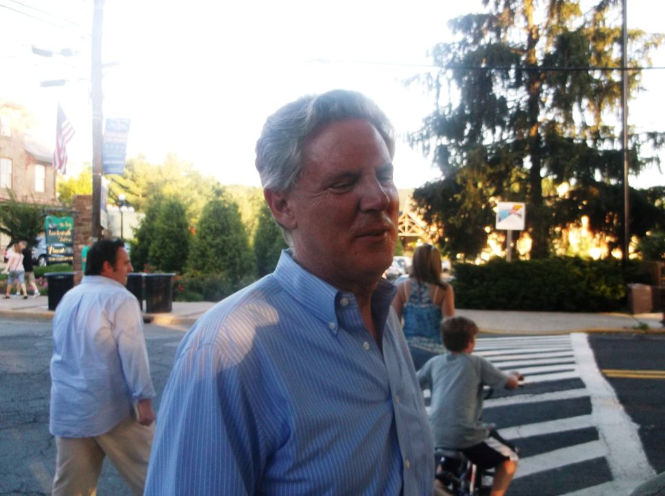 Pallone releases new TV ad