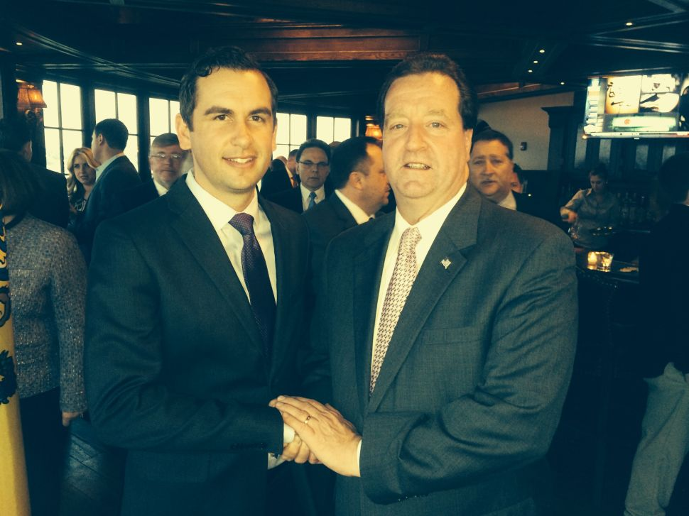 Fulop endorses Smith in Bayonne mayoral race