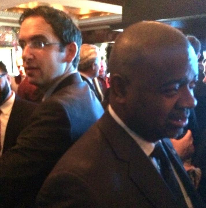 "Fulop on Newark mayor's race: education issue ""very complex,"" but Baraka ""better messenger"""