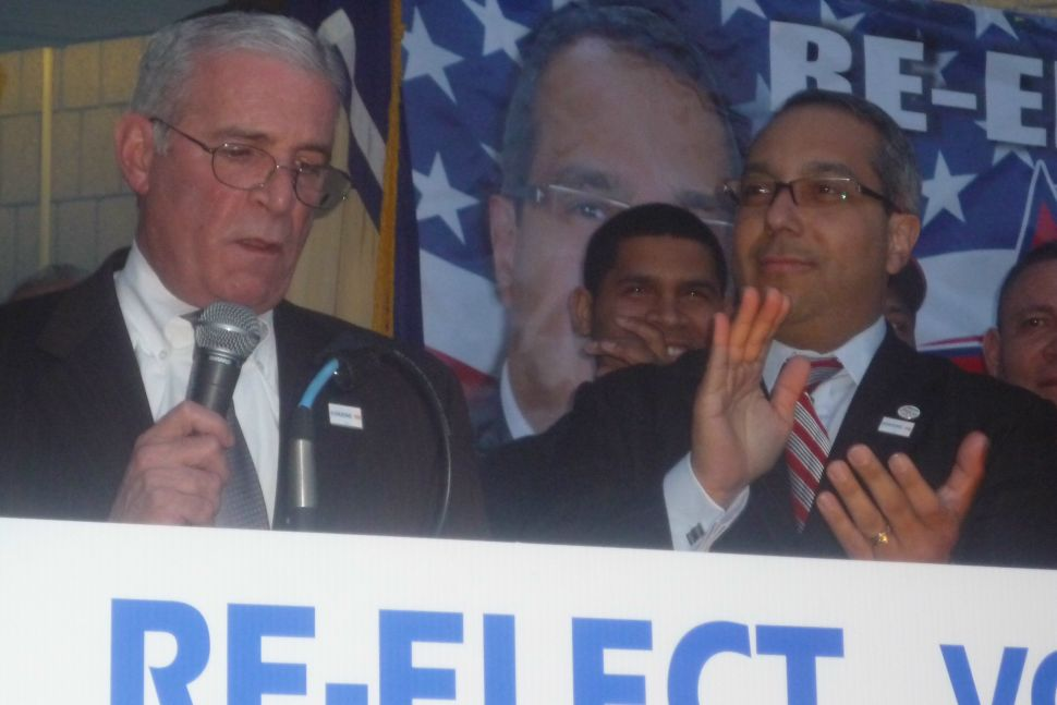 Against Blanco, Capuana campaign won't go down without a fight in Passaic