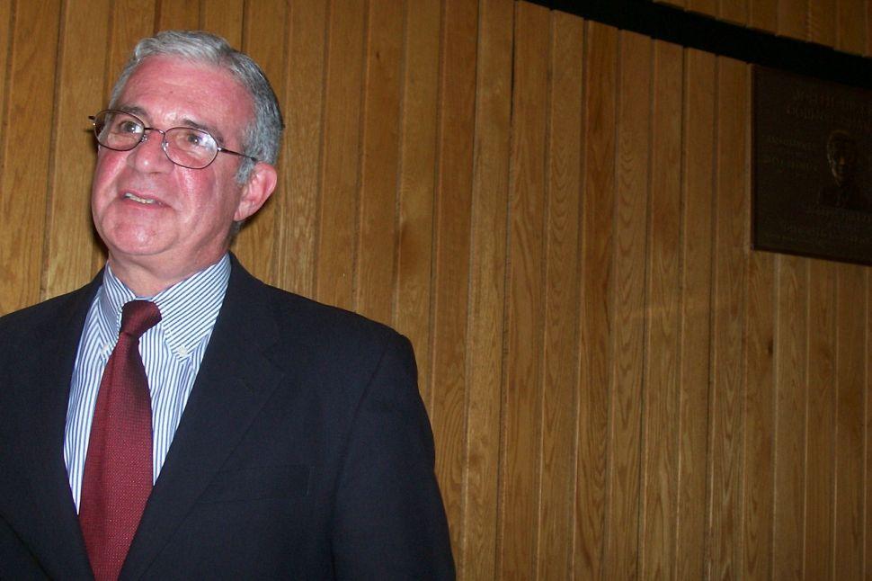 Schaer weighs mayoral run in Passaic