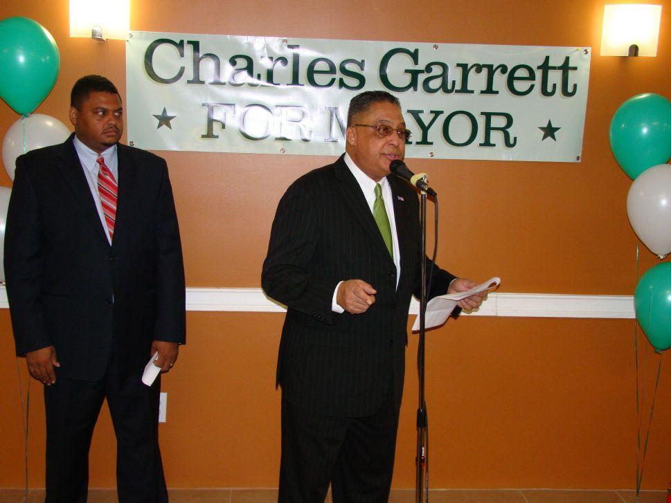 Atlantic County Freeholder Garrett announces his candidacy for AC Mayor