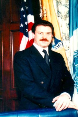Former Jersey City Mayor McCann targeted in local Rutherford Borough battle