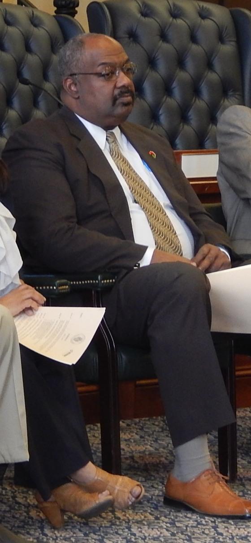 Paterson Mayor's Race: David Gilmore