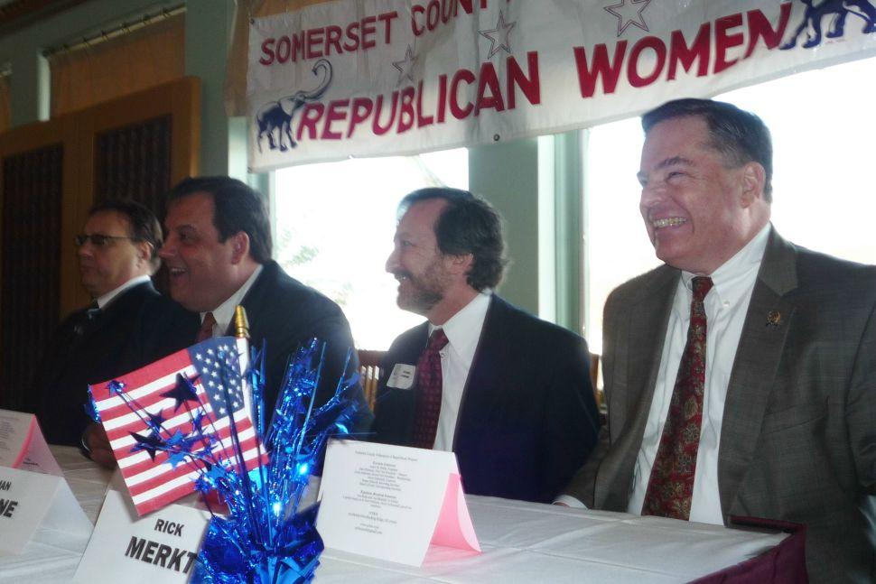 GOP gubernatorial candidates meet for the first time at Somerset women's forum