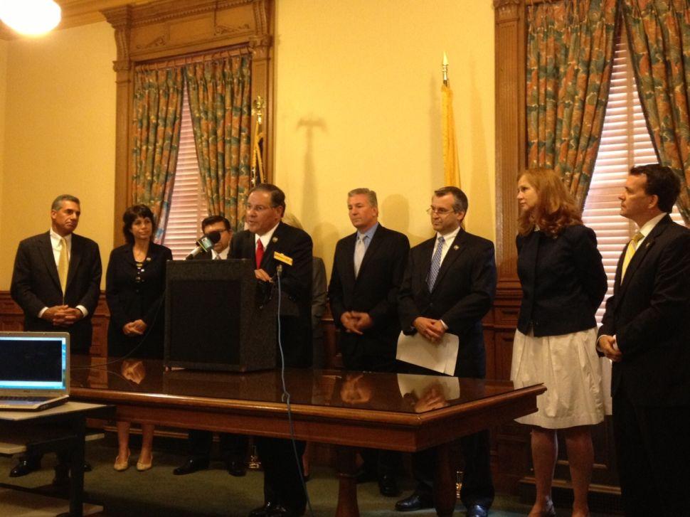 GOP launches push in bid to reclaim legislative majority