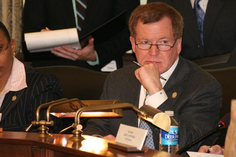 Johnson bashes Kasparian BCDO chairmanship