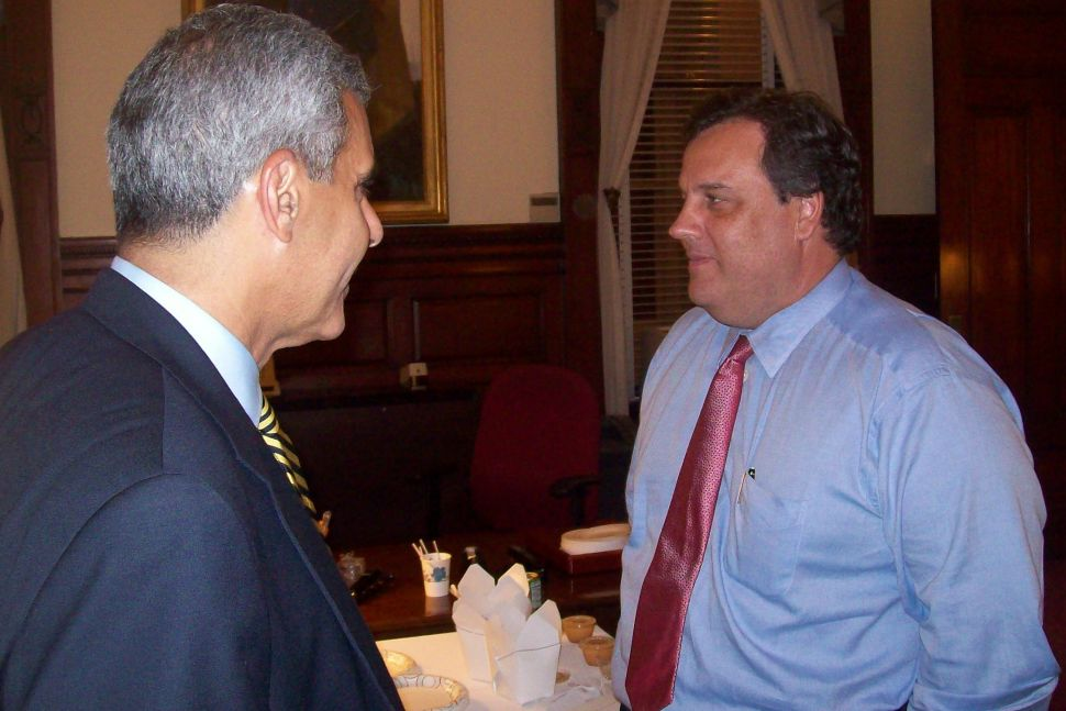 Christie 'concerned' about Bergen Record report about AshBritt mileage submission