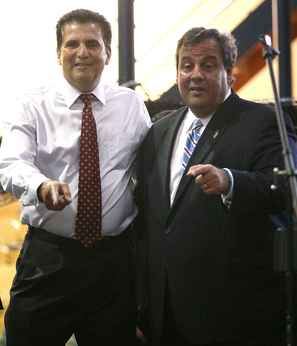 In the suburbs, Christie doubles down on Essex