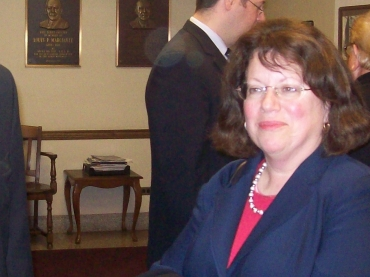 Greenstein taking Smith's place on Judiciary Committee