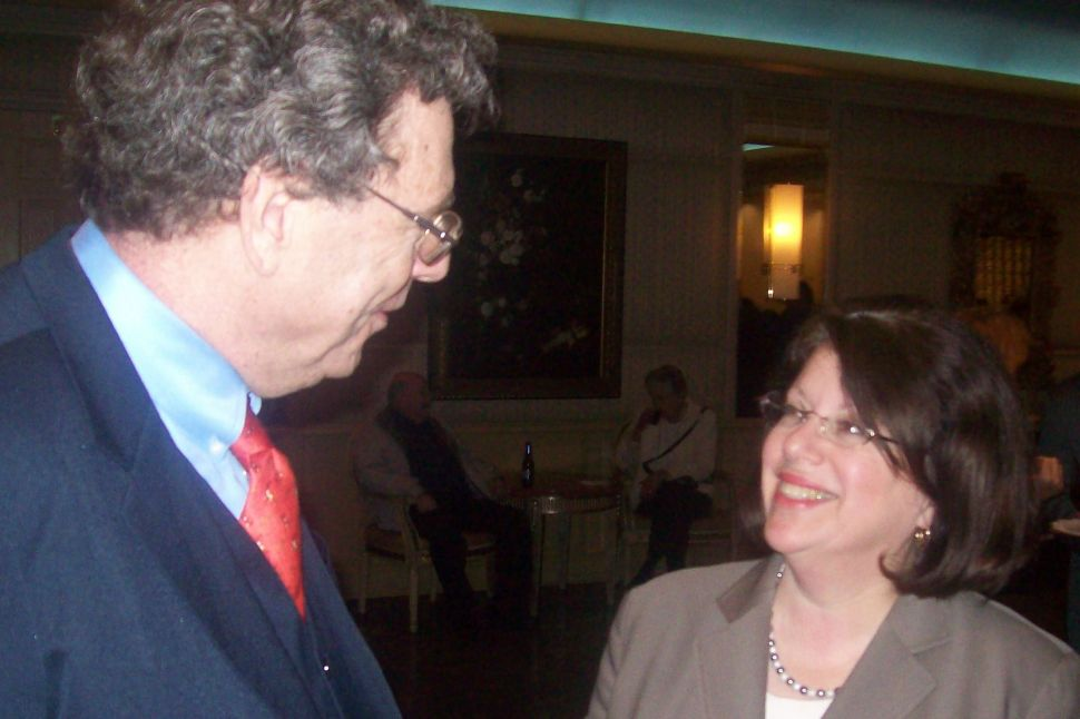 Veteran Greenstein locks up support of mayors in Middlesex County's three biggest towns