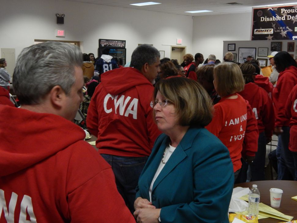 LD 14 Dems: 'This is a fight for the labor movement'