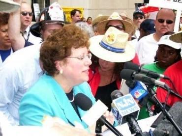 Greenstein locks up Middlesex Dems