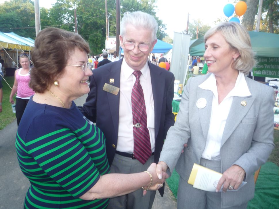 Guadagno meets long suffering – but energized – Republicans at Middlesex fair