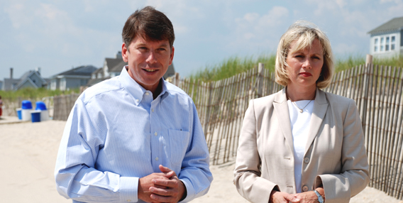 Is Guadagno the GOP front runner for LG?