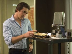Lee Pace in Halt and Catch Fire.
