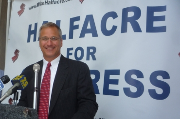 Tea Party group endorses Halfacre over Sipprelle in 12th District GOP primary