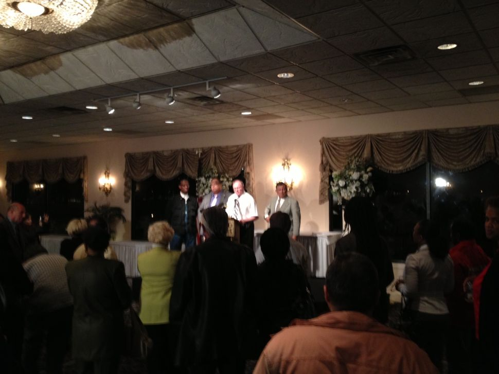 Healy stands 'ready, willing and hopefully able' to help Fulop
