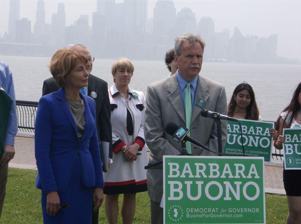 Sierra Club backs Buono in subdued Hudson County