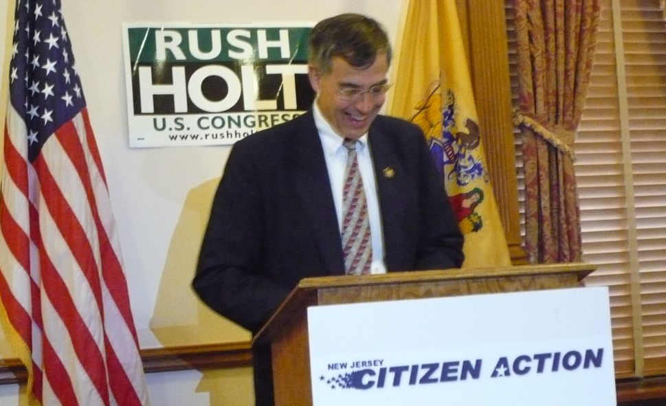 Holt gets backing of liberal watchdog Citizen Action
