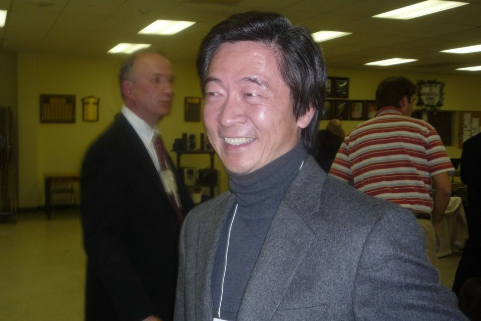 Hsing loses party support for his Bridgewater council seat