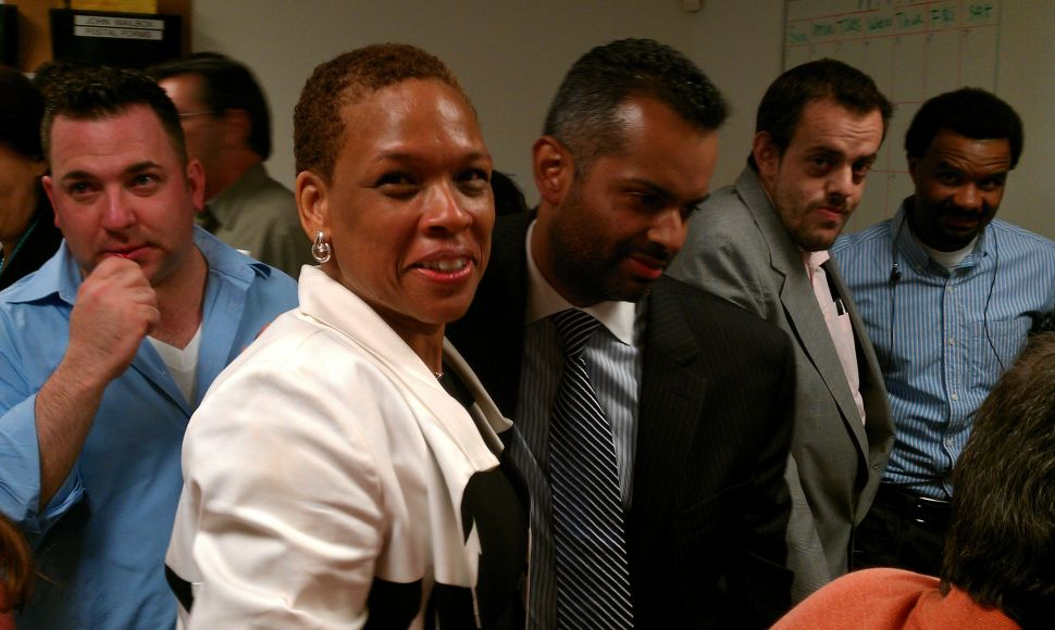 Fulop takes control of the schools