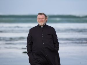 Brendan Gleeson stars as Father James in Calvary.