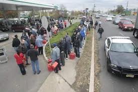 November 9th, 2012 Friday: Top Ten Rejected Methods for NJ Gas Rationing