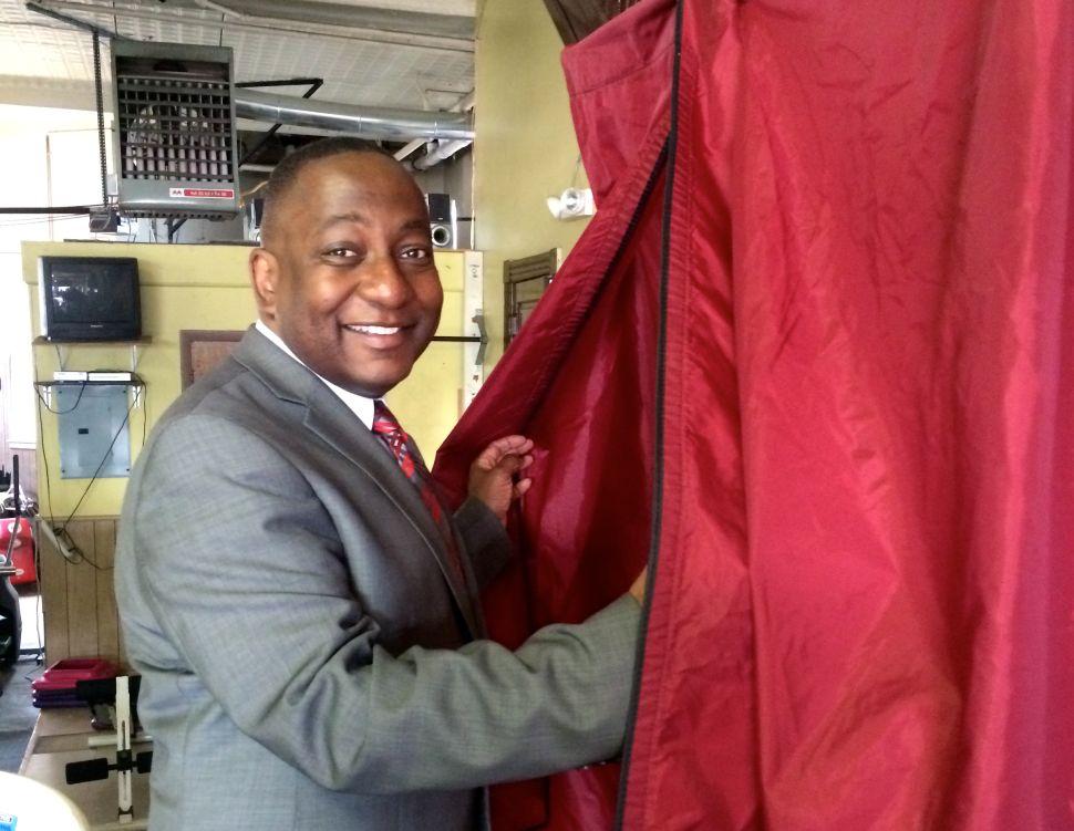 Trenton votes today for new mayor