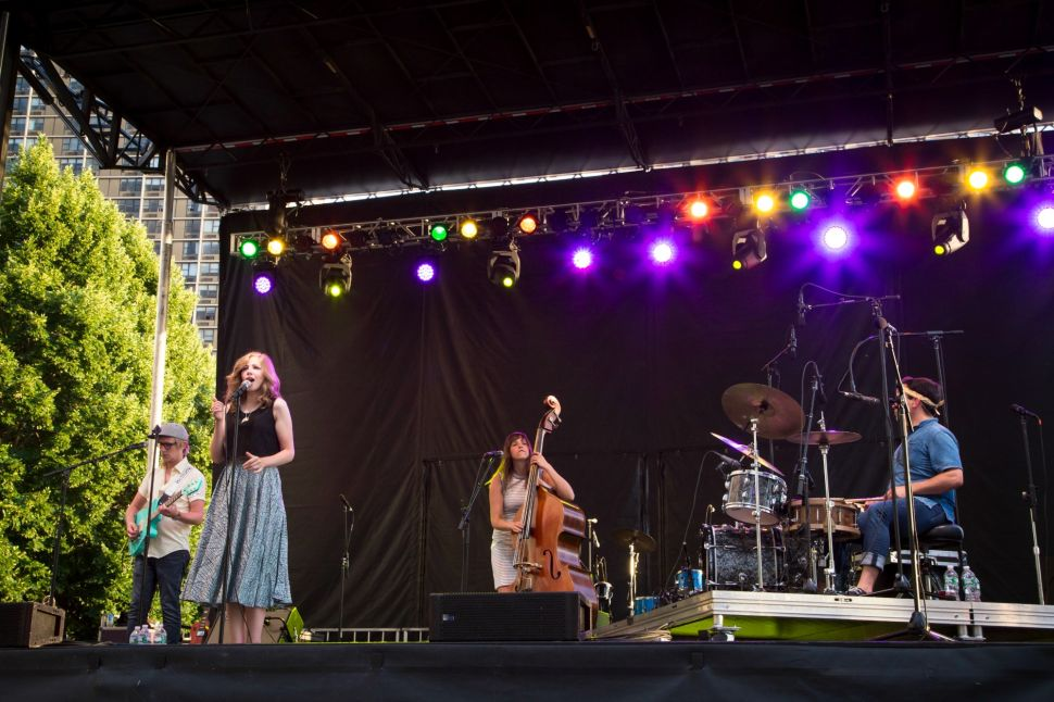 'Say More by Doing Less': Lake Street Dive at the Lowdown Hudson Blues Festival