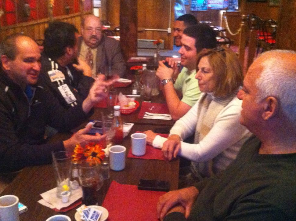LD 38 Brief: Alonso – my GOP GOTV troops aren't 'union-led, paid people'