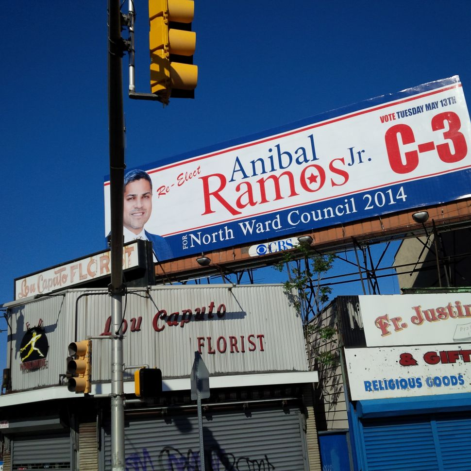 Battle Stations Newark: Ramos and company combine in the North Ward for Jeffries