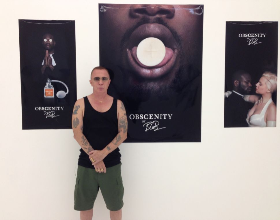 'Something Sacred in the Sexual:' Bruce LaBruce at The Hole