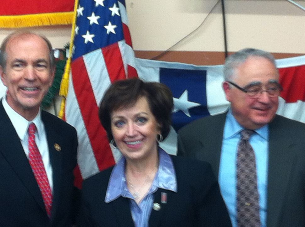 Bergen GOP rivals Donovan and Yudin declare peace pact for 2014 campaign