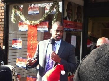 Newark mayor's race: Jeffries, team raise more than $760K in campaign funds in last period, have less than $250K cash-on-hand