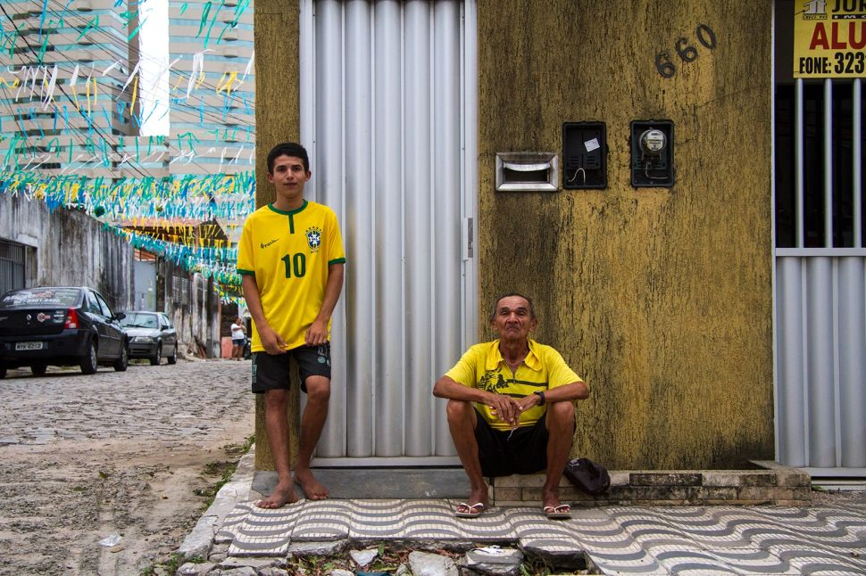 PHOTO ESSAY: The Best World Cup Fans