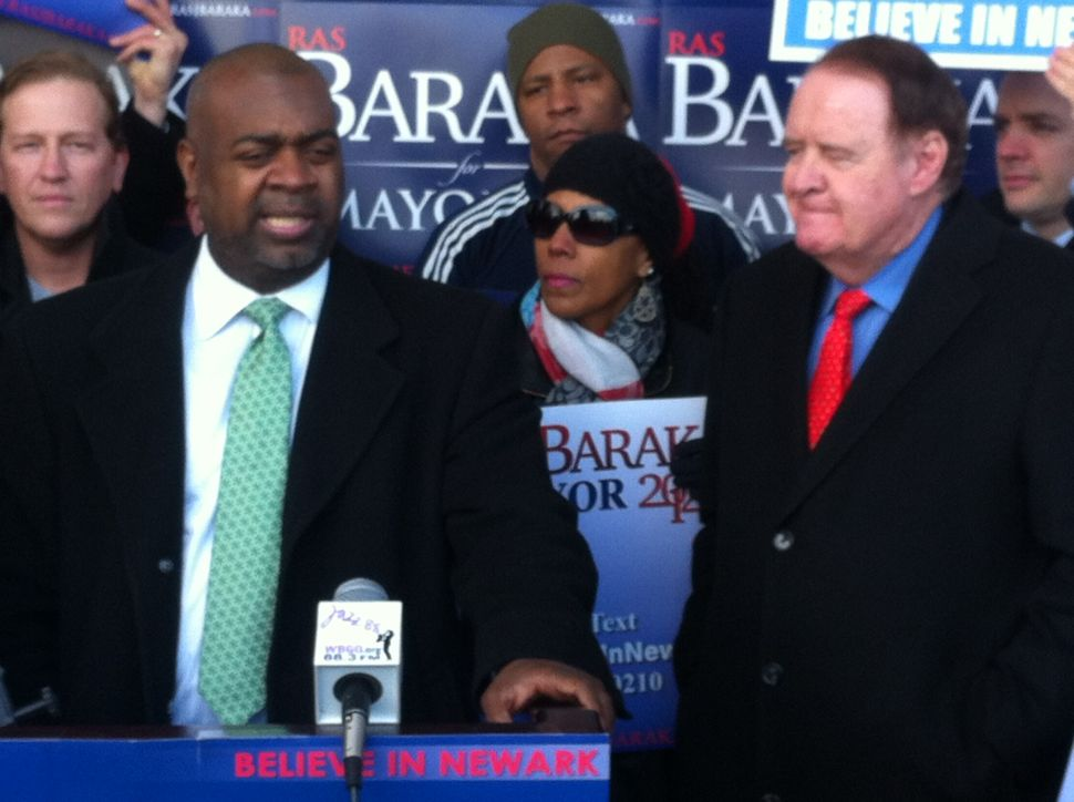 Baraka: 'we will not let them take over our city'
