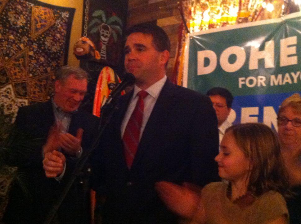 Belmar mayor runs for re-election amidst shifting post-Sandy politics