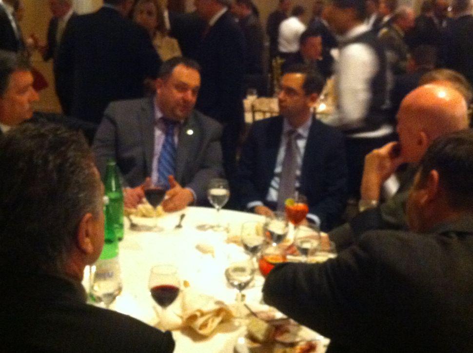 Prieto fundraiser assembles North Jersey political forces
