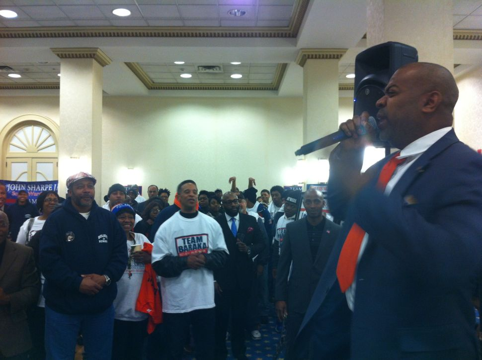 Baraka pressures Quintana, rolls out council slate in Newark mayoral race