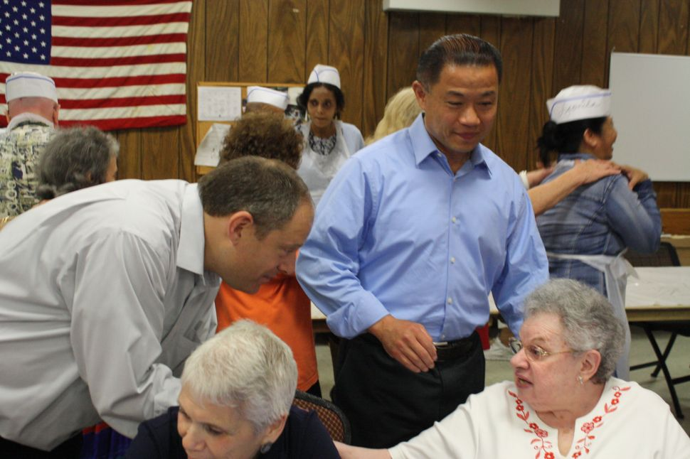 After IDC Deal With Democrats, John Liu Soldiers On