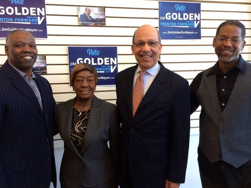 Trenton committee to recall Tony Mack backs Golden for mayor
