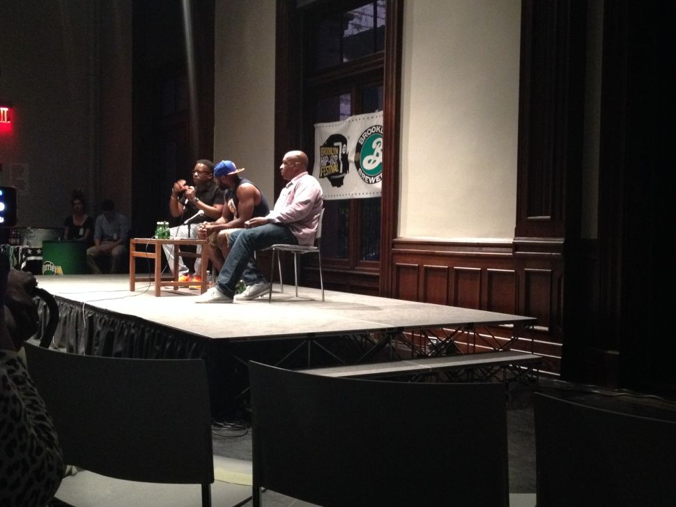 The Brooklyn Hip Hop Festival: Glancing Back and Looking Forward