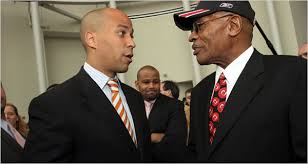 """In aftermath of Newark mayor's race, Booker on James' role in city politics: """"Sharpe never left"""""""