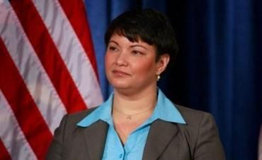 Former EPA chief draws Christie's ire