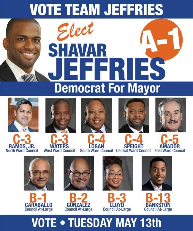 Destination Tuesday: Team Jeffries in Newark