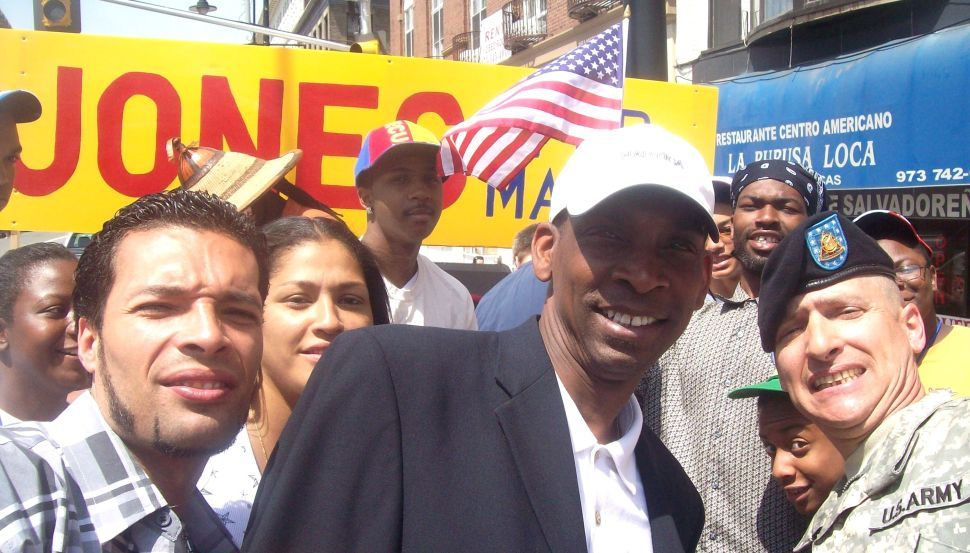 Sayegh receives endorsement of upstart Latino councilman in Paterson mayor's race