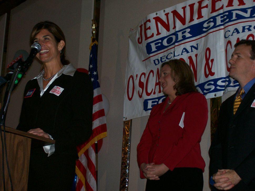 Beck Endorses Neighboring O'Scanlon for NJ State Senate